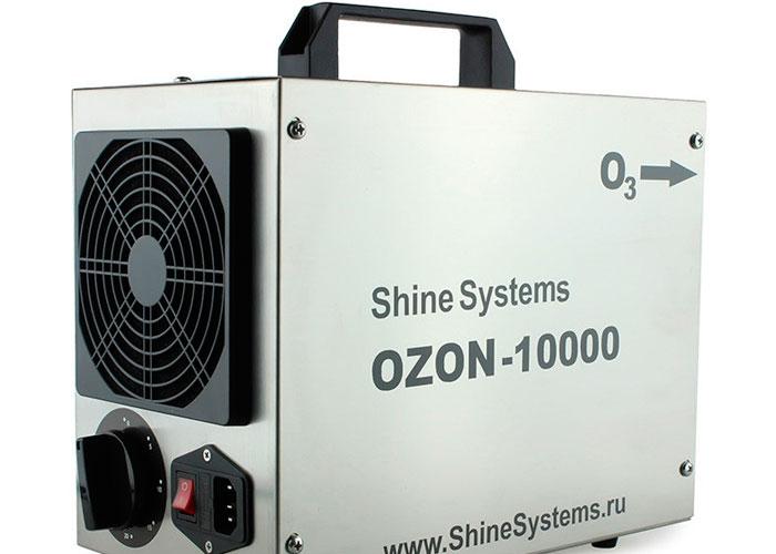 Generador del ozono (el ozonizador)