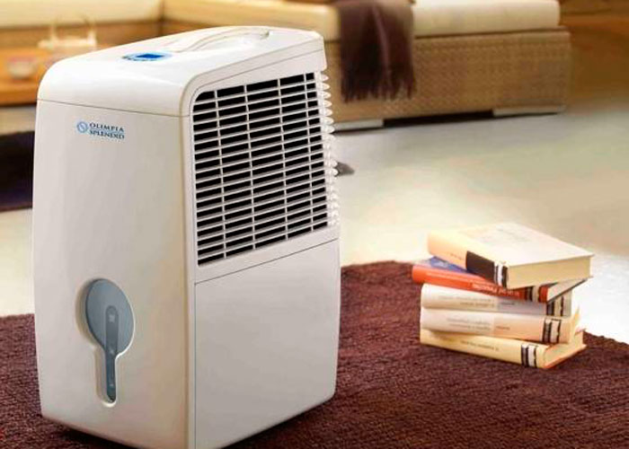 El ionizador de aire