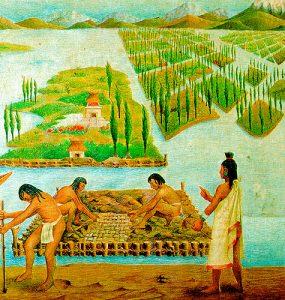 Hechos históricos sobre la hidroponía