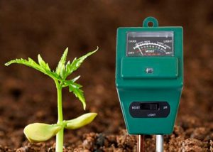 Métodos de medición de la acidez del suelo
