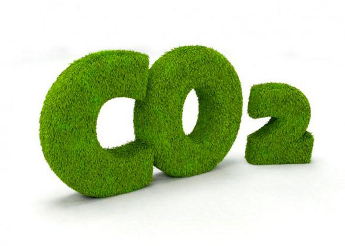 Cálculo de la cantidad necesaria de CO₂