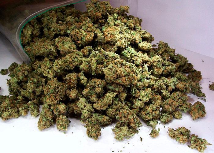 Aceite de marihuana con el 99% de THC